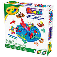 Crayola Modeling Dough Deluxe Party Pack Огромный набор для лепки