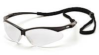 Очки защитные Pyramex PMXtreme Clear lens Прозрачные линзы спортивные, противоосколочные, для защиты глаз