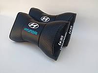 Подушка на подголовник Hyundai IX35 черная