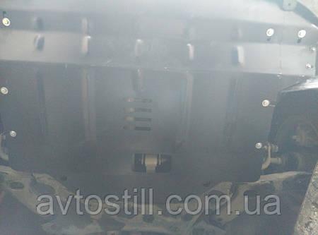 Защита картера двигателя Kia Sportage 3 | Киа Спортейдж
