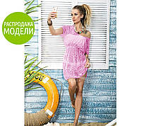 "Короткая пляжная туника ""Дорис""| Распродажа"