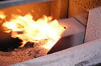 Пеллетная факельная горелка AIR