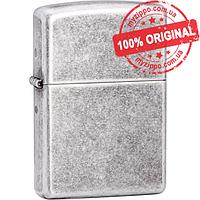 Зажигалка Zippo Antique Silver Plate 121FB
