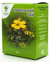 Курильский чай (лапчатка кустарниковая) трава, 25 г