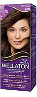 Краска для волос Wellaton M.S.4-0 темный шоколад