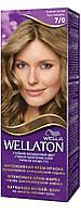 Краска для волос Wellaton 7-0 осенняя листва