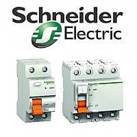 """Диференціальні вимикачі (УЗО) Schneider Electric """"Домовик"""" ВД63"""