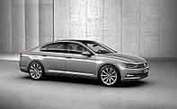 Лобовое стекло Volkswagen Passat B8 седан (2014-) камера, датчик, обогрев, нижняя рамка, Sekurit, б\у