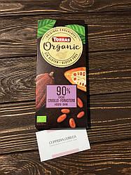 Черный шоколад Torras Organic 90% какао