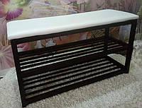 Мебель для прихожей: банкетка и вешалка