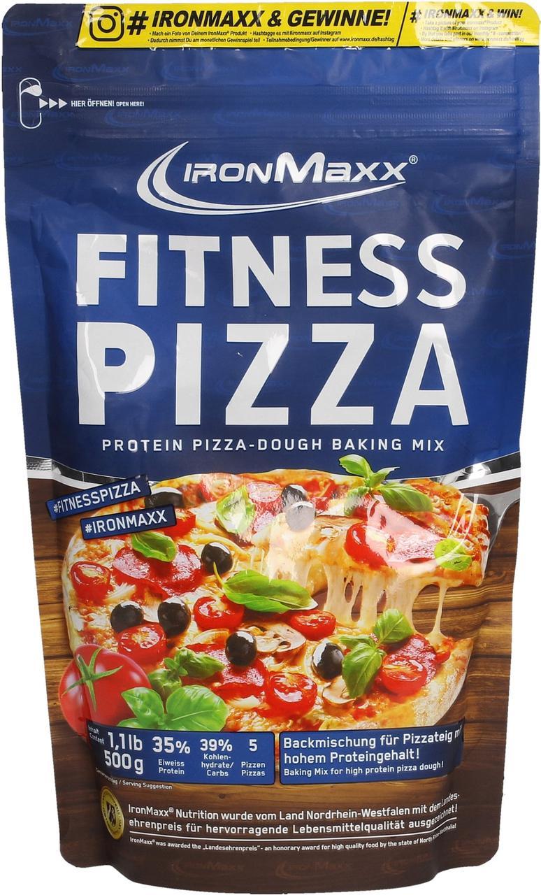 Заменитель питания IronMaxx Fitness Pizza 500 g