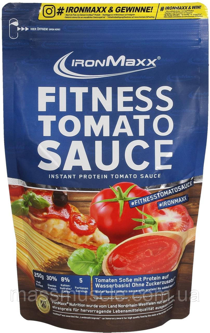 Заменитель питания IronMaxx Fitness Tomato Sauce 250 g