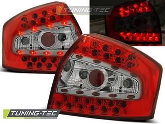 Фонари Audi A4 b6 тюнинг Led оптика