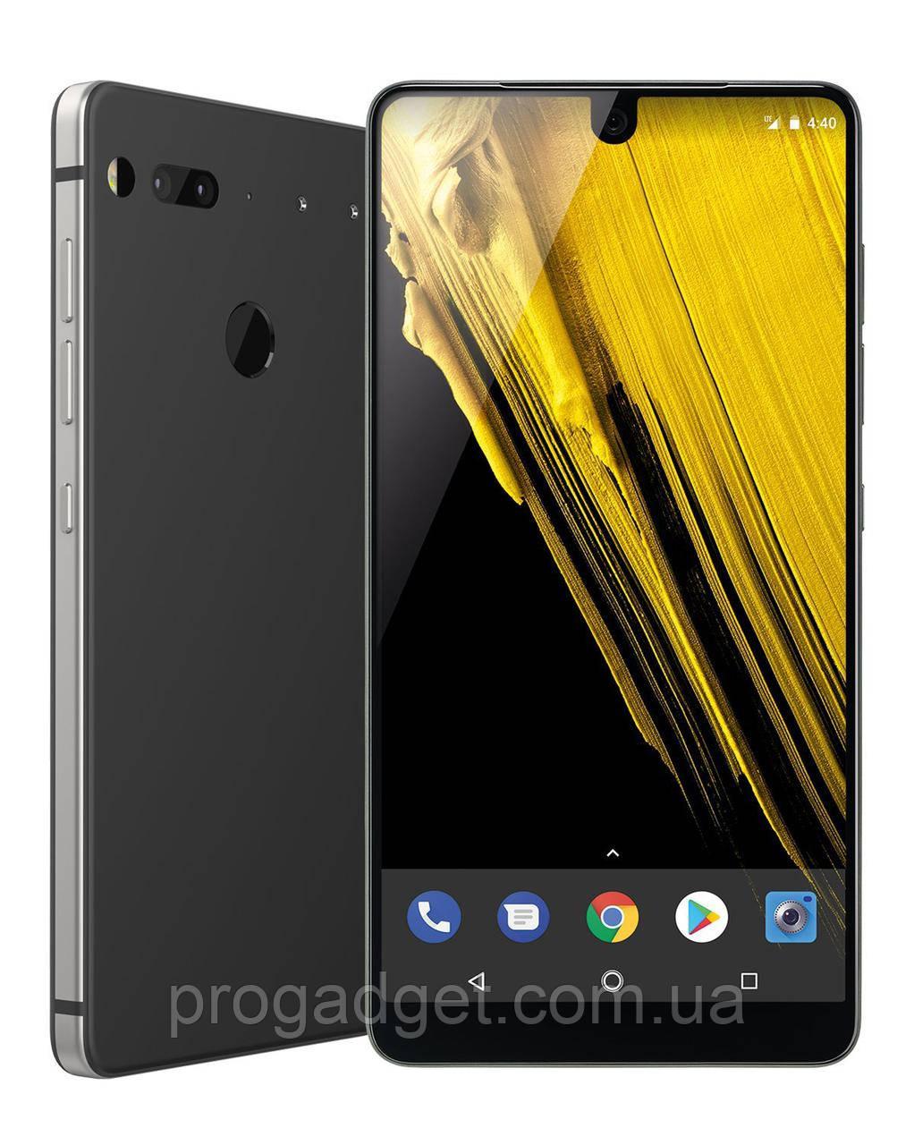 Essential Phone – 128 GB Titan + Керамика - Элитный безрамочный смартфон от Энди Рубина!
