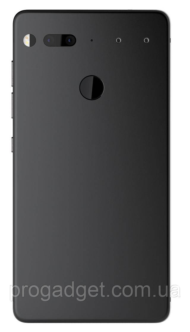 Essential Phone in Halo Gray – 128 GB Titan + Керамика - Элитный безрамочный смартфон от Энди Рубина!