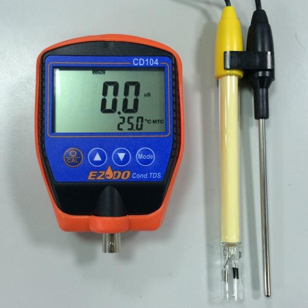 Ezodo CD-104 Кондуктометр/Солемір з виносним електродом