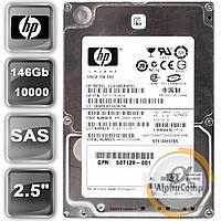 """Жесткий диск 2.5"""" 146Gb HP 10K EG0146FAWHU (SAS) БУ"""