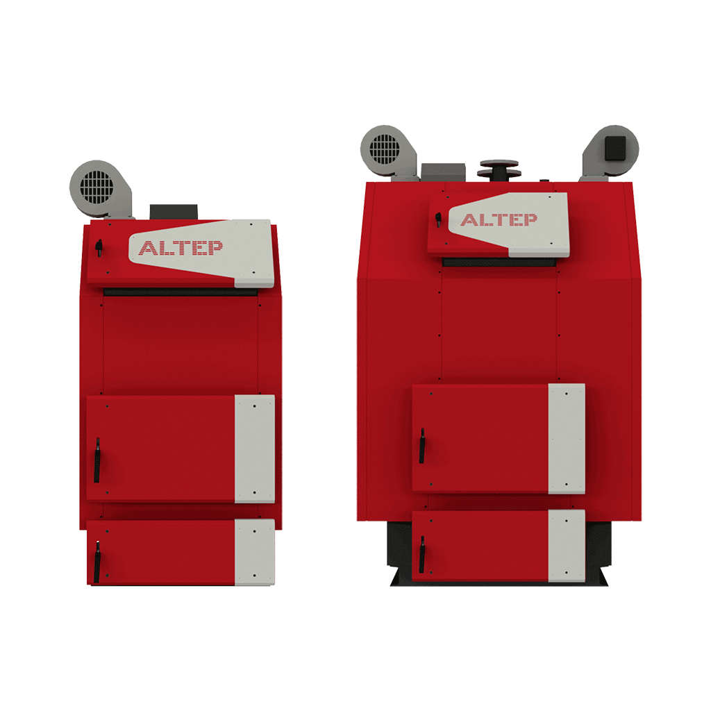 Твердотопливные котлы Altep TRIO UNI Plus 500 кВт (Украина)