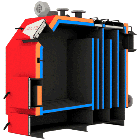 Твердотопливные котлы Altep TRIO UNI Plus 600 кВт (Украина), фото 5