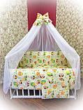 Постельные комплекты в детскую кроватку, фото 3