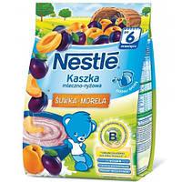 Молочная каша Nestle Рисовая со сливой и абрикосом с 6 месяцев 230 г (7613034699176)