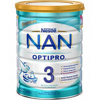 Смесь NAN 3 для детей от 12 месяцев, 800 г (7613033358869)