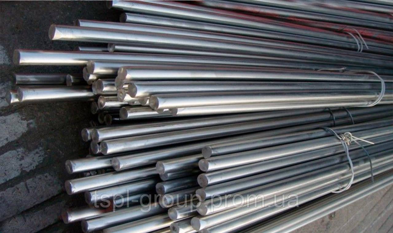 Круг стальной калиброванный 24.5 мм сталь 40Х Н11