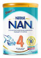 Смесь NAN 4 для детей от 18 месяцев, 400 г (7613032835460)