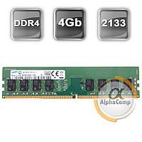 Модуль памяти DDR4 4Gb Samsung (M378A5143EB1-CPB) 2133