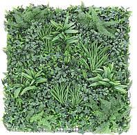 Декоративное вертикальное озеленение Фитостена 100x100 см GCK-08
