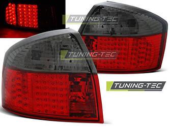 Фонари стопы тюнинг оптика Audi A4 b6