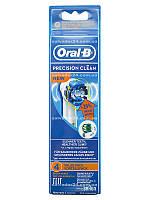 Precision Clean EB20 (4 штуки), насадки для зубной щетки Oral-B