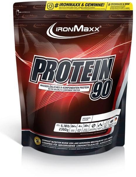 Протеин IronMaxx Protein 90 2350 g