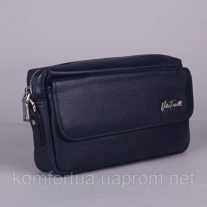 812e6d849fe6 Мужской клатч синий Vito Torelli 6122: продажа, цена в Полтаве ...