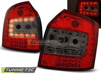 Фонари стопы тюнинг оптика Audi A4 b6 Avant