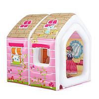 "Игровой центр-домик intex ""princess play house"" 48635 ri kk hn"