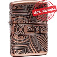 Зажигалка Zippo Armor Gears Antique Copper 29523