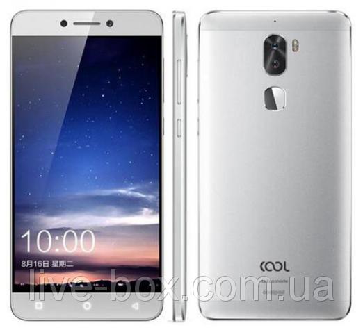 "LeEco Cool1 3/32Gb 5.5"" / silver / 4G / Snapdragon 652 / 13Мп IMX258 / 4060мАч + пленка и подарки"