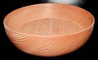 Деревянная тарелка для подачи блюд , фото 1