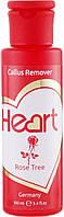 Кутикул ремувер CallusRemover (Розовое Дерево),100 мл,.Heart *
