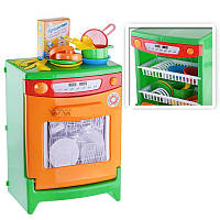Детская посудомоечная машина с посудой  ОРИОН