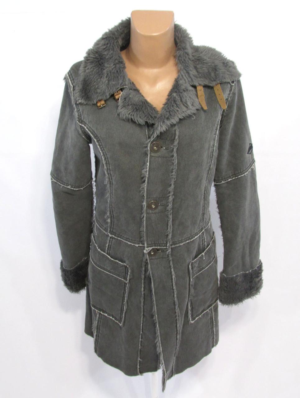 Пальто винтажное, стильное Diesel, M, Оригинал, утепленное, Как Новое!