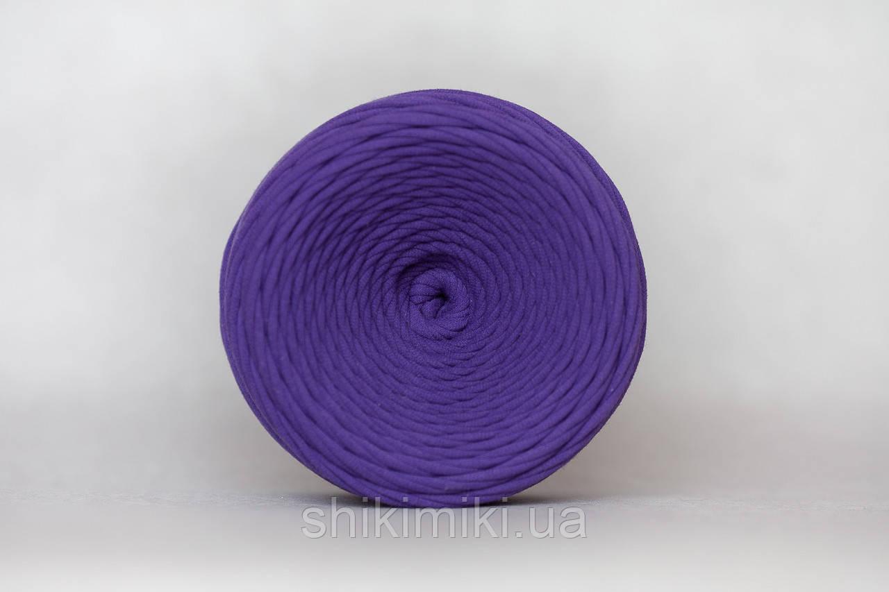 Трикотажная пряжа (50 м), цвет Фиолетовый