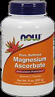 Now Magnesium Ascorbate 227g