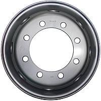 Диски колесные грузовые R19,5 7,5 на  тягач прицеп/полуприцеп, диски на Мерседес ДАФ МАН Автобус Атего