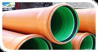 Труба 110х2000 мм для канализации наружная СВК Premium SDR 41