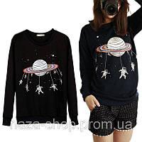 Hoodie легкий  свитшот женский батник кофта свитер худи  2014