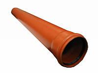 Труба Polimersnab 110/3000 для наружных работ