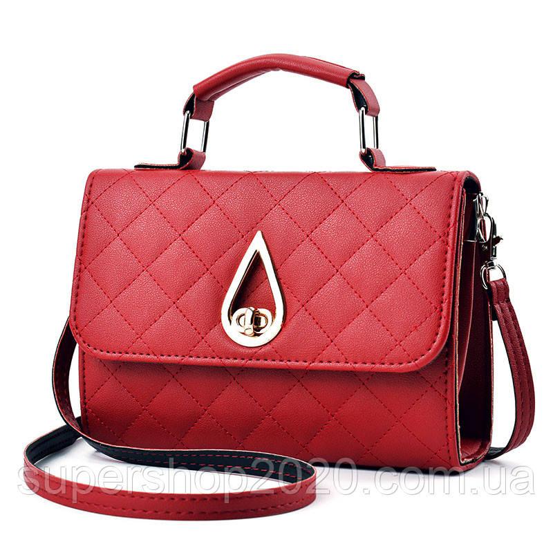Женская сумка через плечо Delik
