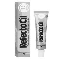 Рефектоцил №1,1 Графит - краска для бровей и ресниц RefectoCil 15 мл